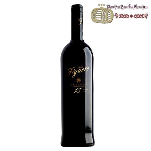 Rượu vang Tinto Figuero 15 Reserva - phanphoiruounhapkhau.com