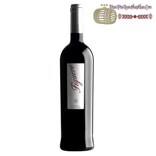Rượu vang Tinto Figuero Vendimia Seleccionada - phanphoiruounhapkhau.com