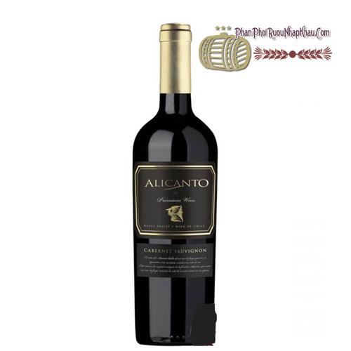 Rượu vang Alicanto Icono Ultra Premium [VA] - phanphoiruounhapkhau.com