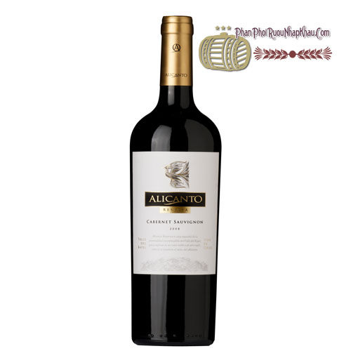 Rượu vang Alicanto Reserva Cabernet Sauvignon [VA] - phanphoiruuounhapkhau.com