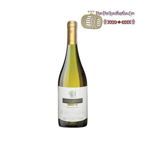 Rượu vang Alicanto Reserva Chardonnay [VA] - phanphoiruounhapkhau.com