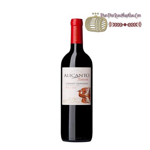 Rượu vang Alicanto Tradicion Cabernet Sauvignon [VA] - phanphoiruounhapkhau.com