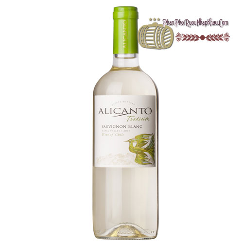 Rượu vang Alicanto Tradicion Sauvignon Blanc [VA] - phanphoiruounhapkhau.com