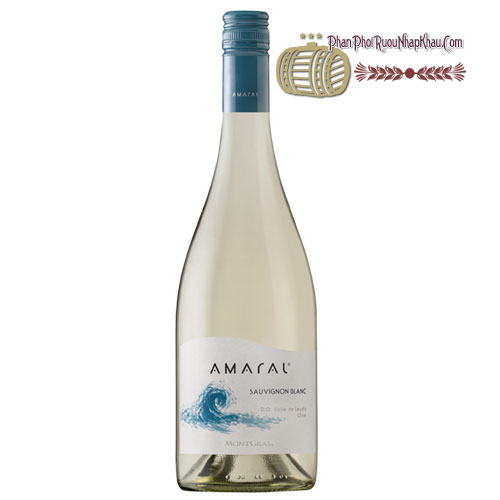 Rượu vang Amaral Sauvignon Blanc 2011 [PE] - phanphoiruounhapkhau.com