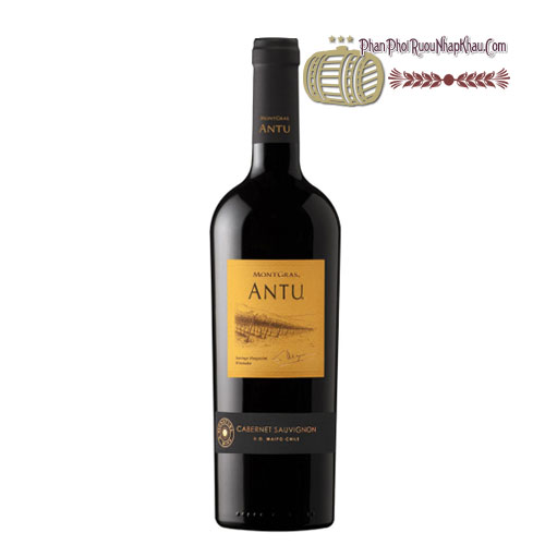 Rượu vang Antu Cabernet Sauvignon [PE] - phanphoiruounhapkhau.com