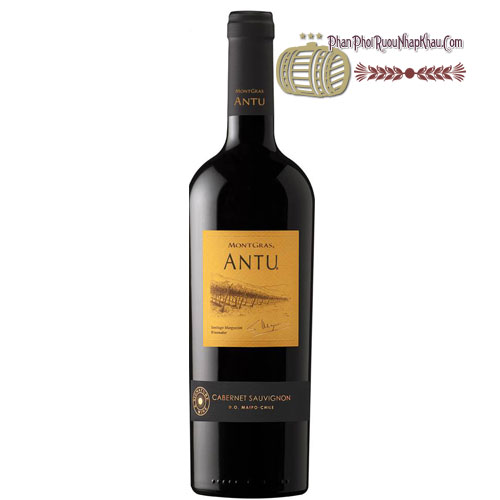 Rượu vang Antu Limited - Cabernet Sauvignon [PE] - phanphoiruounhapkhau.com