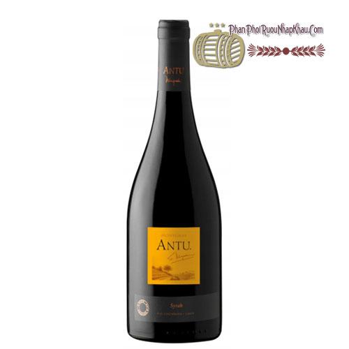 Rượu vang Antu Shiraz [PE] - phanphoiruounhapkhau.com