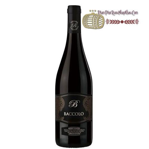 Rượu vang Baccolo Appassimento [PE] - phanphoiruounhapkhau.com
