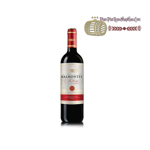 Rượu vang Balmontee VCE - Red [BM] - phanphoiruounhapkhau.com