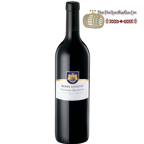 Rượu vang Berri Estates Cabernet Sauvignon HT