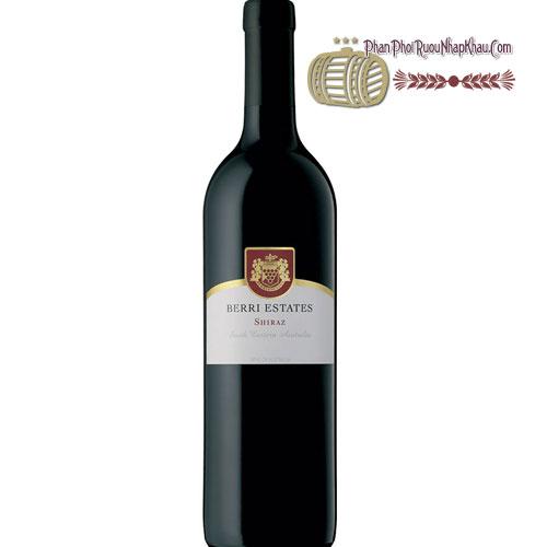 Rượu vang Berri Estates ht