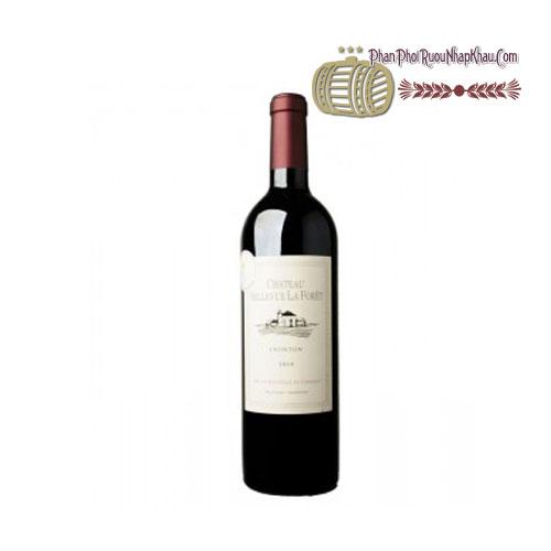 Rượu vang Bordeaux Chateau Bellevue [VA] - phanphoiruounhapkhau.com