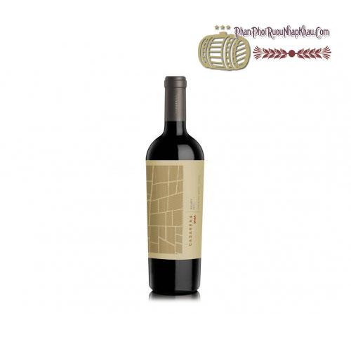 Rượu vang Casarena DNA Malbec [BM] - phanphoiruounhapkhau.com