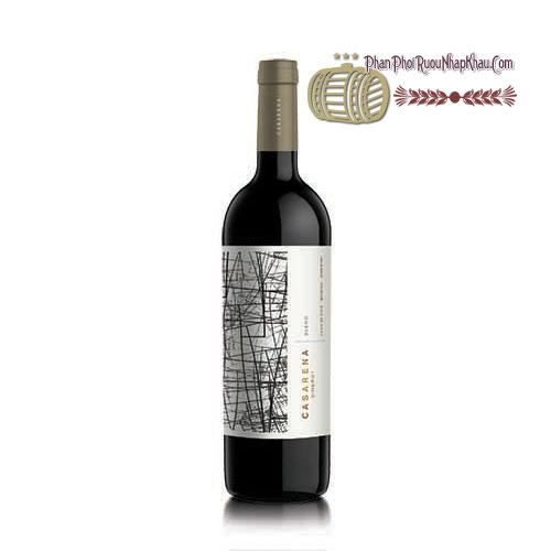 Rượu vang Caserena Reservado Sinergy Blend [BM] - phanphoiruounhapkhau.com