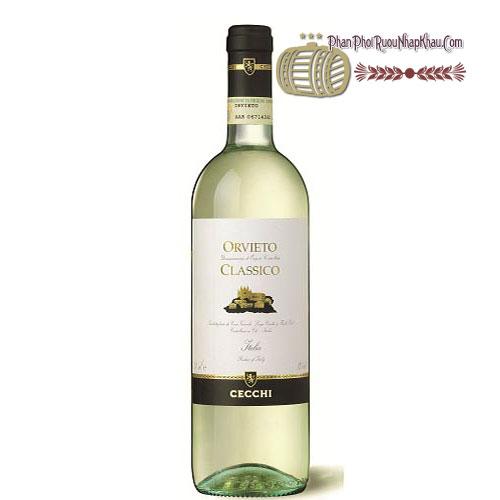 Rượu vang Cecchi Orvieto Classico DOC [PE]