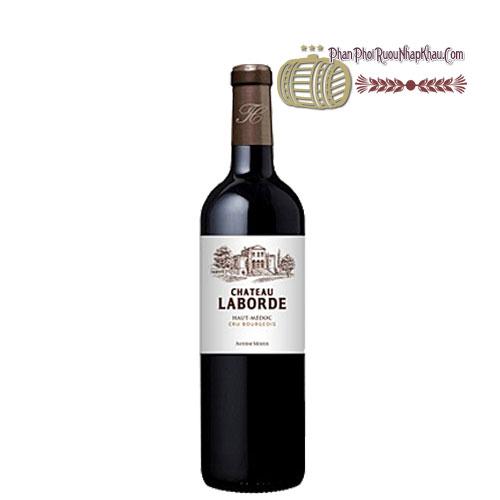 Rượu vang Chateau Laborde Cru Bourgeois [PE] - phanphoiruounhapkhau.com