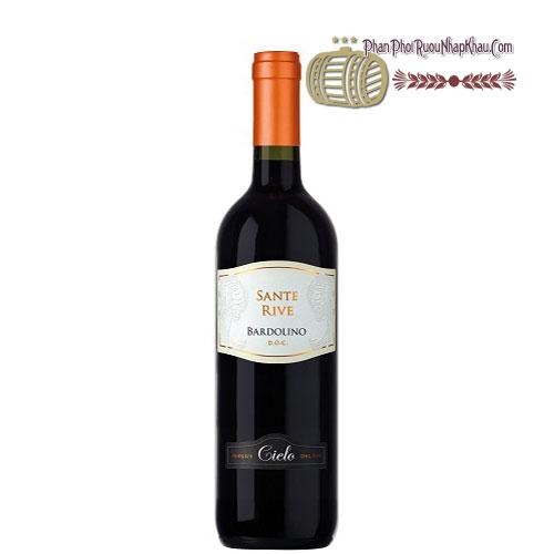 Rượu vang Cielo Bardolino- DOC [PE] - phanphoiruounhapkhau.com