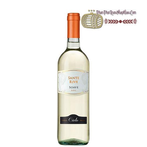 Rượu vang Cielo Soave DOC [PE] - phanphoiruounhapkhau.com