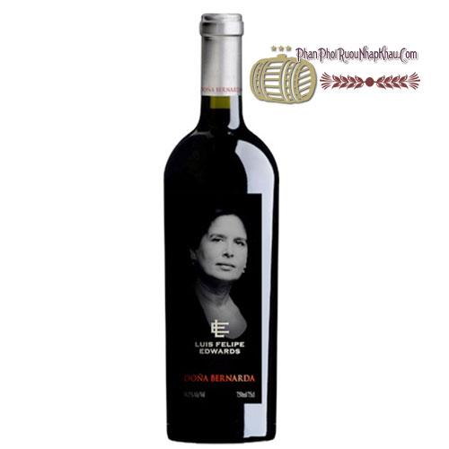 Rượu vang Dona Bernarda - Cabernet Sauvignon [PE] - phanphoiruounhapkhau.com