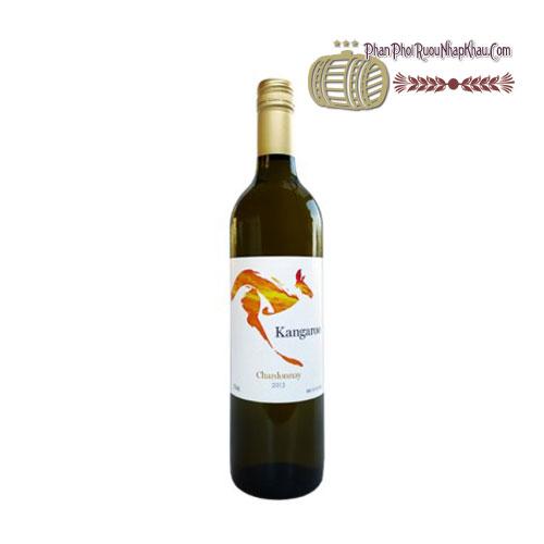 Rượu vang Kangaroo Chardonnay [VA] - phanphoiruounhapkhau.com