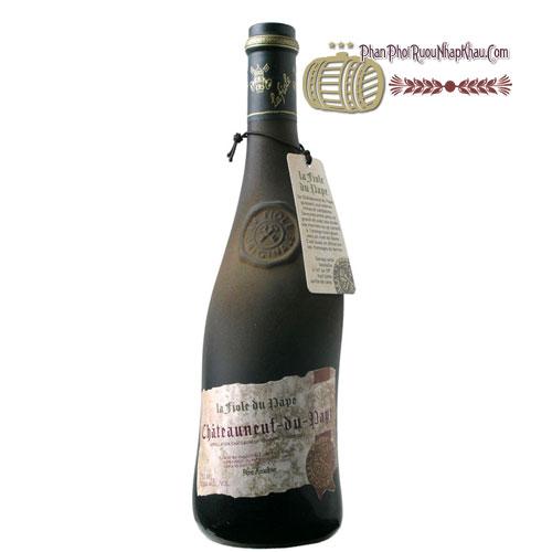 Rượu vang La Fiole Du Pape [PE] - phanphoiruounhapkhau.com