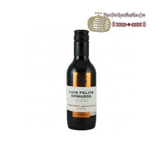 Rượu vang Luis Felipe Edwards - Cabernet Sauvignon 187ml [PE] - phanphoiruounhapkhau.com