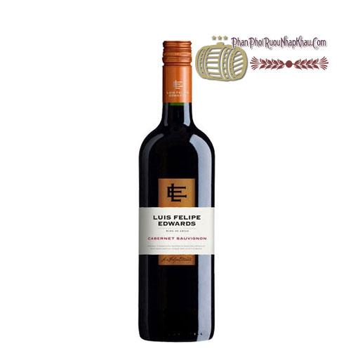Rượu vang Luis Felipe Edwards - Cabernet Sauvignon 750ml [PE] - phanphoiruounhapkhau.com