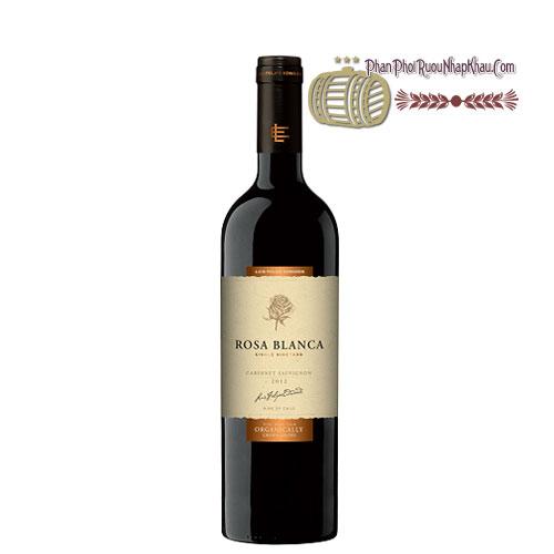 Rượu vang Luis Felipe Rosa Blanca Organic - Cabernet - Carmenere [PE] - phanphoiruounhapkhau.com