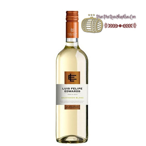 Rượu vang Luis Felipe Sauvignon Blanc [PE] - phanphoiruounhapkhau.com