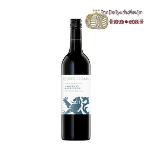 Rượu vang McGuigan Bin 4000 - Cabernet Sauvignon [PE] - phanphoiruounhapkhau.com