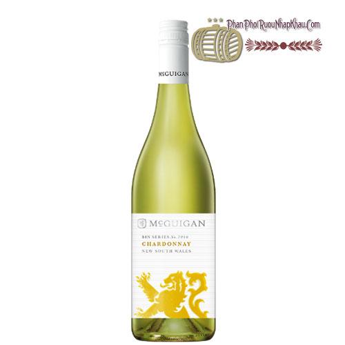 Rượu vang McGuigan Bin 7000 Chardonnay [PE] - phanphoiruounhapkhau.com