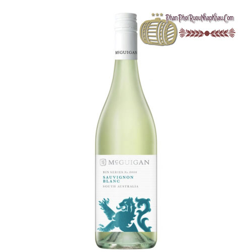 Rượu vang McGuigan Bin 8000 - Sauvignon Blanc [PE] - phanphoiruounhapkhau.com