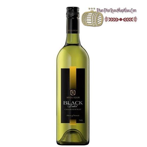 Rượu vang McGuigan Black Label – Chadonnay [PE]