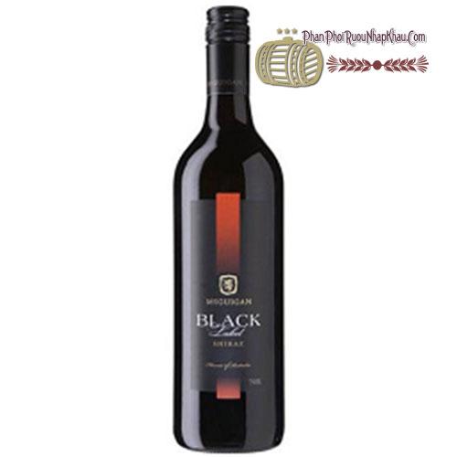 Rượu vang McGuigan Black Label - Shiraz [PE] - phanphoiruounhapkhau.com