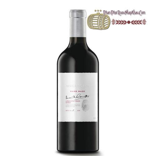 Rượu vang McGuigan Handmade Langhorne Creek Shiraz [PE] - phanphoiruounhapkhau.com
