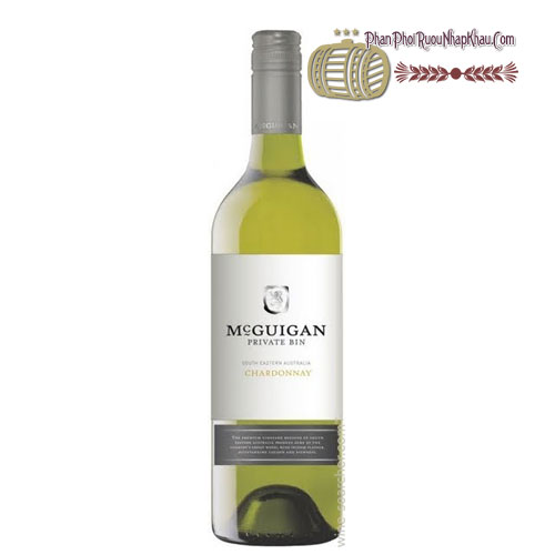 Rượu vang McGuigan Private Bin – Chardonnay [PE]