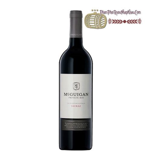 Rượu vang McGuigan Private Bin – Shiraz [PE]