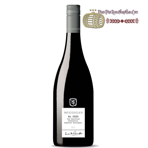 Rượu vang McGuigan The Shortlist Cabernet Sauvignon [PE] - phanphoiruounhapkhau.com