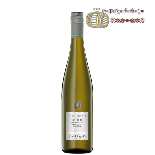 Rượu vang McGuigan The Shortlist – Riesling 2011 [PE]