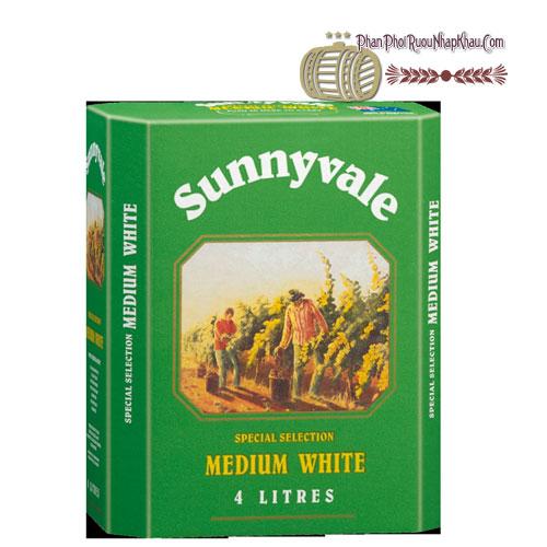 Rượu vang McGuigan Sunnyvale Golden Gate Dry White [PE] - phanphoiruounhapkhau.com