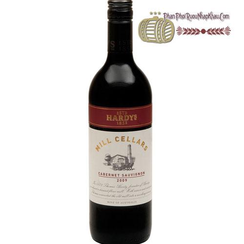 Rượu vang Mill Cellars Cabernet Sauvignon [HT] - phanphoiruounhapkhau.com