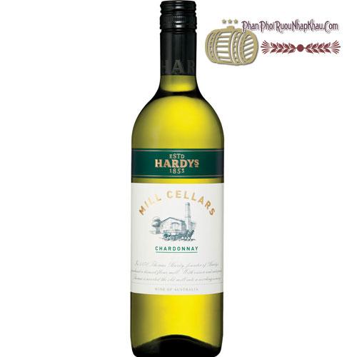 Rượu Vang Mill Cellars Chardonnay [HT]