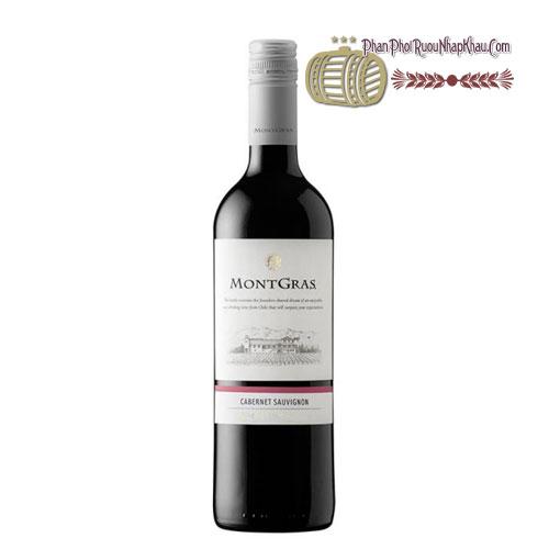 Rượu vang MontGras Estate - Cabernet Sauvignon [PE] - phanphoiruounhapkhau.com