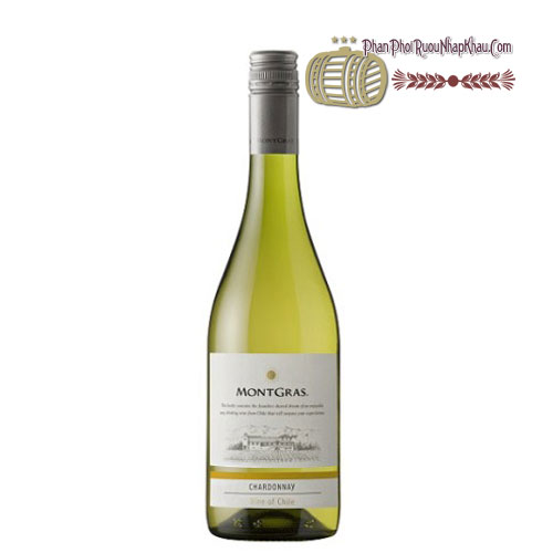 Rượu vang MontGras Estate - Chardonnay [PE] - phanphoiruounhapkhau.com