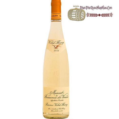 Rượu Vang Muscat De Beaumes De Venise