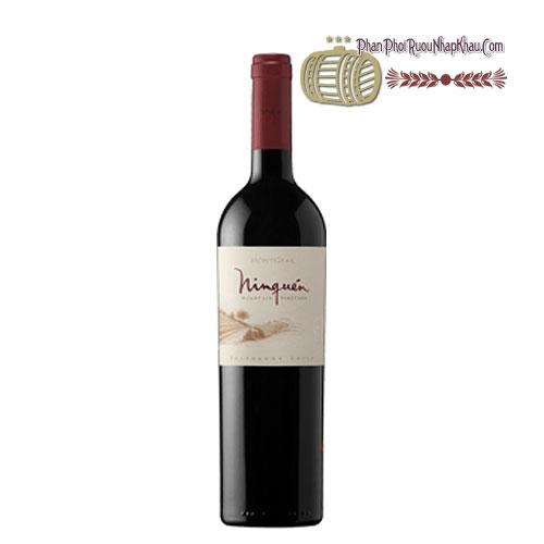 Rượu vang Ninquen Mountain Vineyard - Cabernet Sauvignon - Syrah [PE] - phanphoiruounhapkhau.com