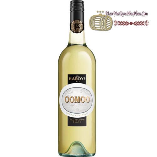 Rượu Vang Oomoo Sauvignon Blanc [HT]