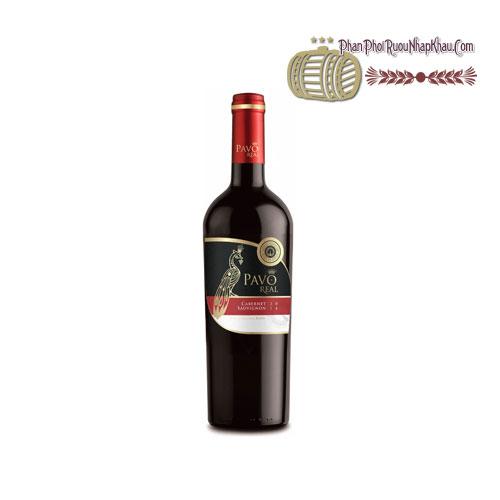 Rượu vang Pavo Real Cabernet Sauvignon [BM]
