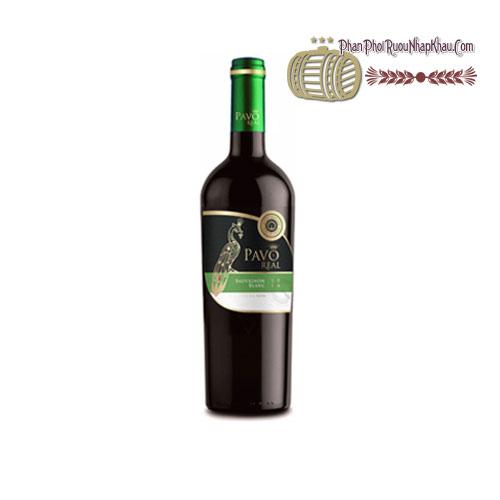 Rượu vang Pavo Real Sauvignon Blanc [BM] - phanphoiruounhapkhau.com