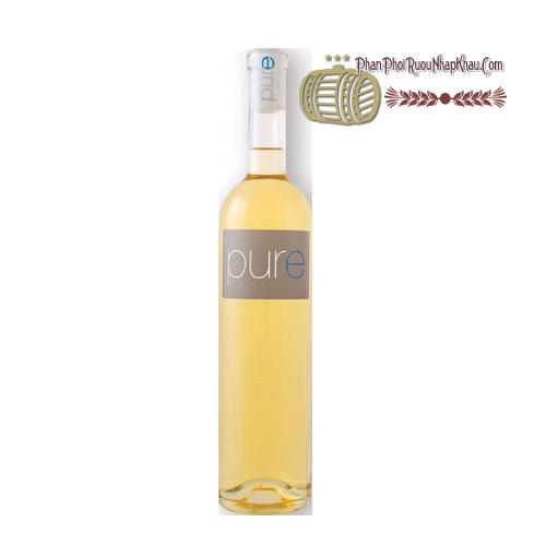 Rượu vang Pure Sauvignon Blanc Sec - Regis Chevalier [PE] - phanphoiruounhapkhau.com